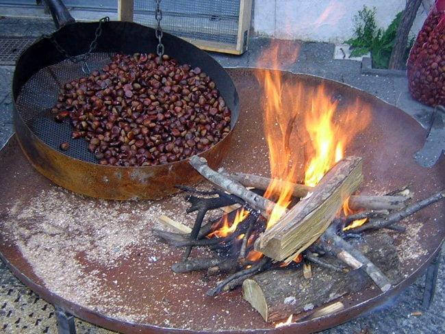 La Castagna di Montella è un prodotto tipico IGP della regione Campania